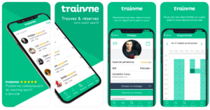 Trainme application