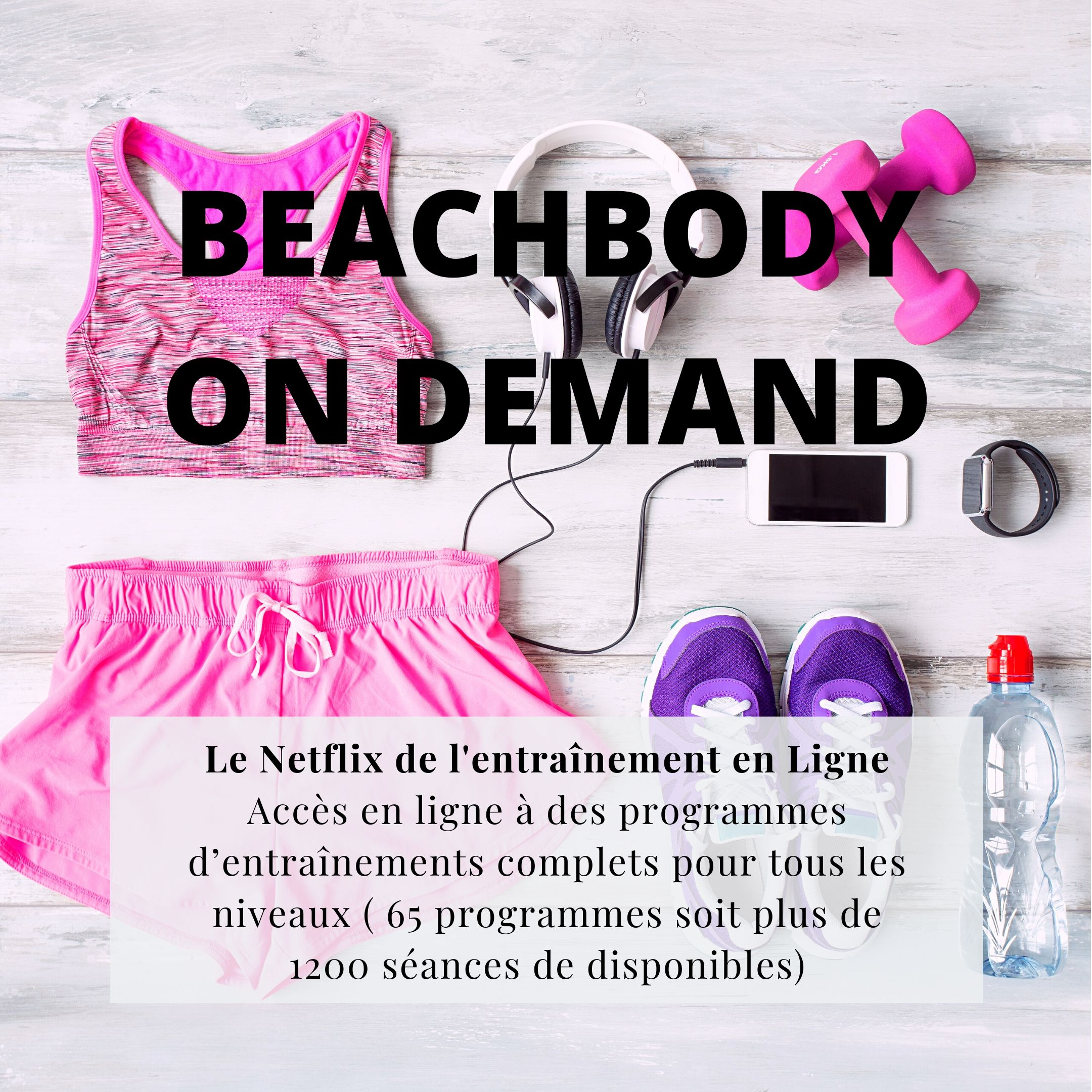 Beachbody France